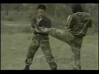 擒拿格斗教学视频 擒拿民间绝技图片