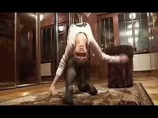 超级黑丝美女柔术 柔术zlata