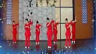 天姿广场舞《萤火虫的心愿》 健身舞