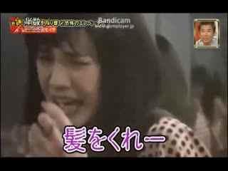 【日本无下限整人节目】美女被困电梯