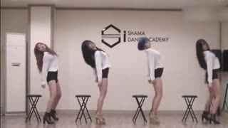 韩国性感美女组合dal shabet最新惹火舞台看看我的