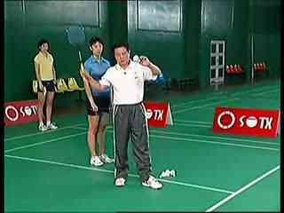 羽毛球教学羽毛球视频教学小学之战基础浦城路技巧图片