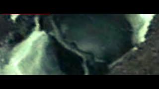 ufo不明飞行物 南极洲发现外星人基地和飞碟