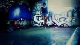 鬼步舞教学基础舞步 最好的美女鬼步舞视频
