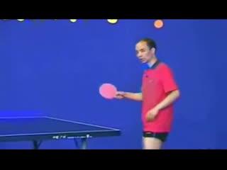 唐建军乒乓球教程教程接发球晃接技术--华数TV东莞seo视频图片
