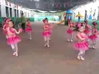 幼儿舞蹈视频 中国范儿--华数TV