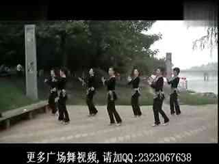 美久广场舞印度美女