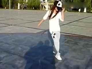 鬼步舞视频 曳步舞鬼步舞基础舞步
