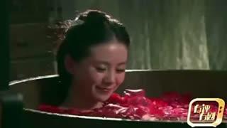 古装美女激情床戏片段集