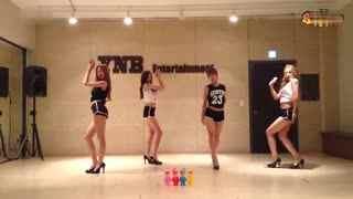 韩国美女艺娜性感热舞