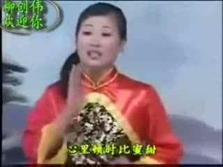 刘小燕唢呐演唱视频