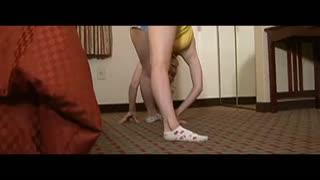 柔术软功视频