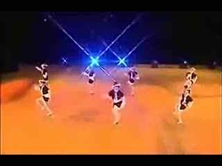 欢乐大天使 林老师的舞动世界《彩虹的微笑》幼儿舞蹈图片