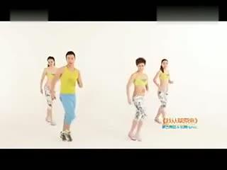 广场舞 我从草原来 广场舞教学视频--华数TV