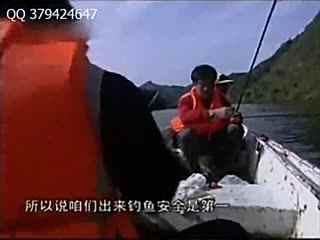蚯蚓钓鱼调漂技巧 视频