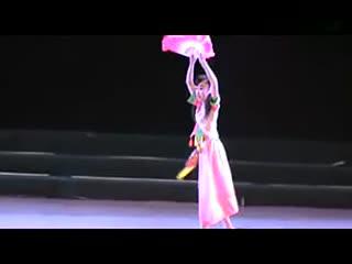 儿童舞蹈 独舞 桃花 儿童舞蹈视频--华数TV