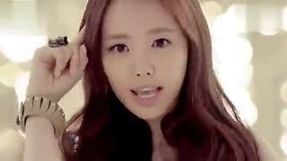 《小苹果 mv》韩国少女时代