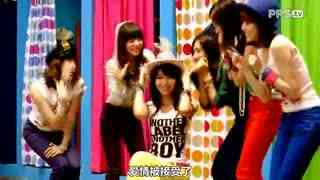 那些韩国女团:少女时代成名曲《gee》