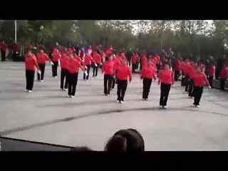 佳木斯美女舞教学第三套早操第六节全文教学把广场调教成狗免费阅读视频原文图片
