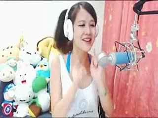 韩国美女主播大跳《绅士》