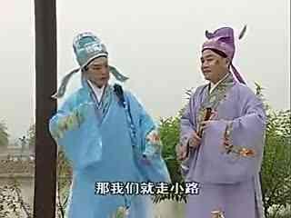 黄梅戏大全 黄梅戏全剧《孤儿院的伤心女》5-