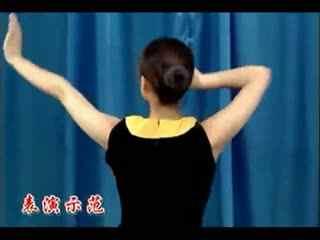 民族舞蹈视频大全 古典民族舞蹈女子独舞
