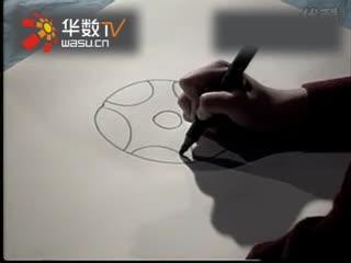 小乌龟儿童创意简笔画教学