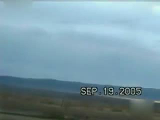 ufo最真实实拍 ufo未解之谜 2014年10月美国阿拉巴马州拍到ufo ufo