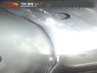 上海通用D2UX焊点视频1
