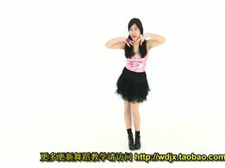 少女时代tts twinkle舞蹈教学