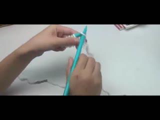 完美麻花教程编织围巾-视频教程织法--华数TVnuke9.0叶子图片