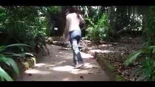 鬼步舞教学基础舞步 美女犀利的墨尔本鬼步舞视频