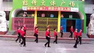 北京三里屯现美女广场舞神曲