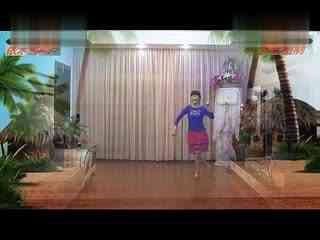 最新教学舞神话广场教案爱情舞蹈华数--广场TVa教学的变身水视频图片