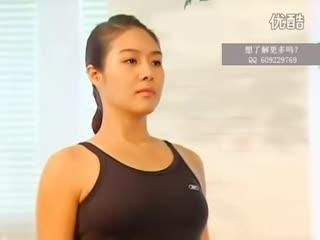 劲爆韩国美女瑜伽老师!看了都想学