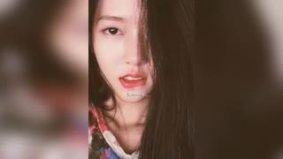 越南最美女大学生系青岛女孩证件照也楚楚动人