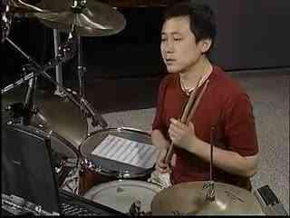 轻松学习架子鼓 架子鼓教程视频下载