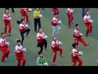 洛阳河南小学生足球操小学普及校方校园推进课本剧v足球剧本足球图片