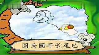 儿童简笔画 猴子视频教程