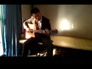 吉他弹唱 同桌的你 广州从化太平伯林琴行