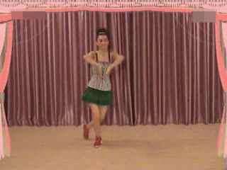 阿梅广场舞教学:女人不是妖