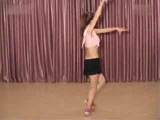 阿梅广场舞教学:温柔与霸道