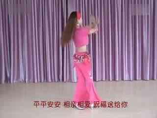 阿梅广场舞教学:喜事敲门