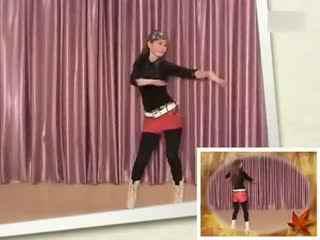阿梅广场舞教学:绅士