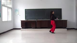 博白广场舞教学:光芒