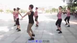 博白广场舞教学:天籁之爱