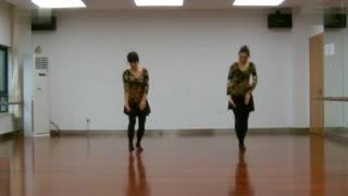阿文贝贝广场舞教学:阿哥阿妹