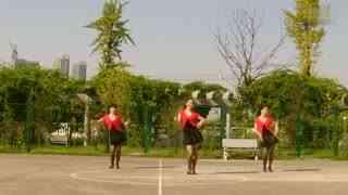 阿文贝贝广场舞教学:我不是高富帅