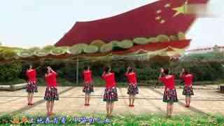 春英广场舞 美丽中国梦