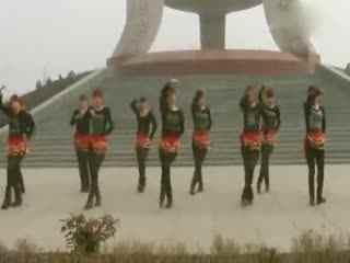 最新dj美女主播广场舞